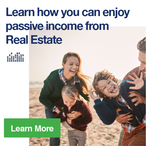 passive income real estate investing