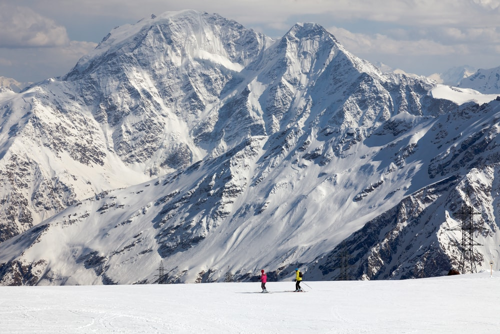 Get an Alpine Start!