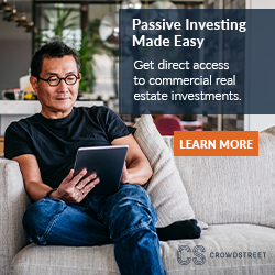 CrowdStreet passive investing made easy