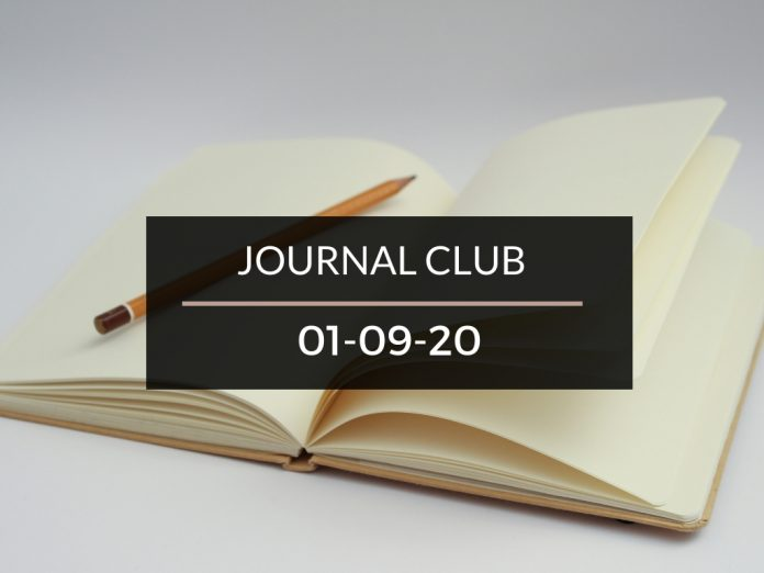 Journal Club 1/9/20