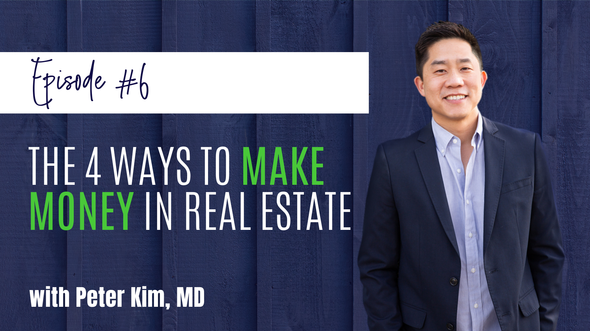 Th 4 Ways to Make Money In Real Estate