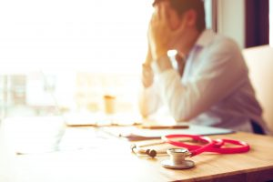 The Road to Physician Burnout