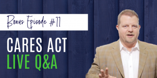 CARES Act Live Q&A feat. Toby Mathis