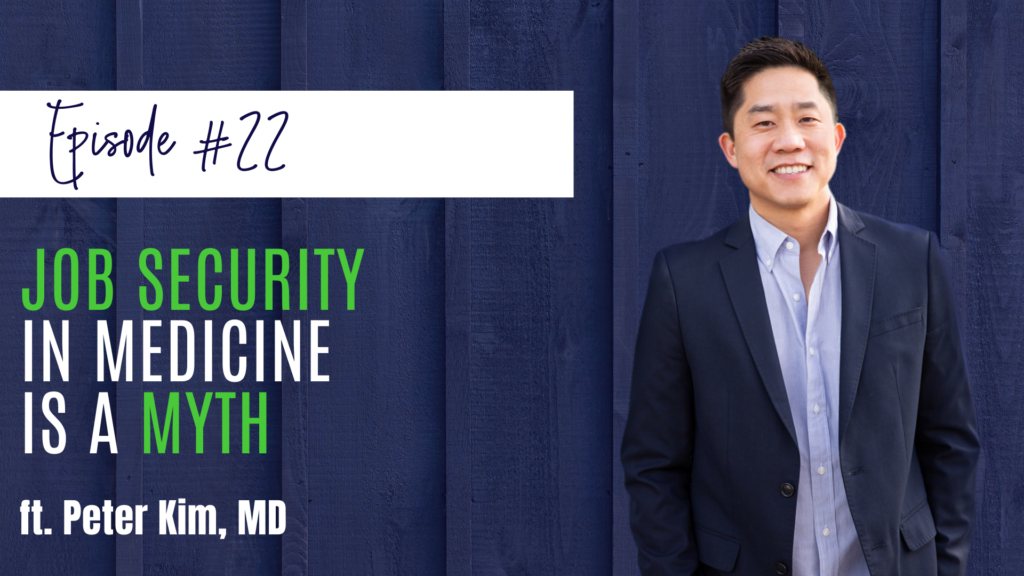Job Security in Medicine