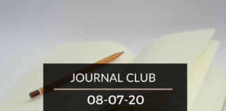Journal Club 8-7-20