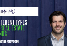 #43 Different Types of Real Estate Funds feat. Nathan Clayberg
