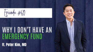 Why I Don't Have an Emergency Fund