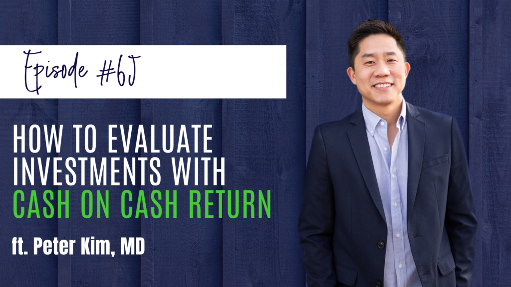 How to evaluate investments with cash-on-cash-return