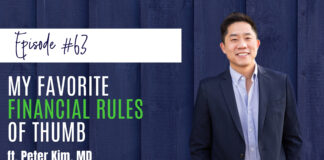 My Favorite Financial Rules of Thumb