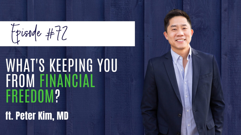 # 72 What's holding you back from financial freedom?
