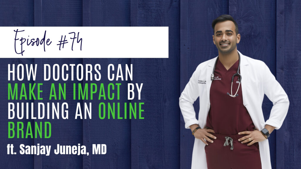 How Doctors Can Make a difference by building an online brand