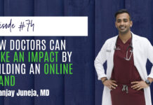 How doctors can make an impact by building an online brand