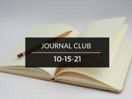 Journal Club 10-15-21