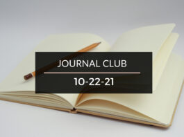 Journal Club 10-22-21